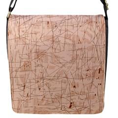 Elegant patterns Flap Messenger Bag (S)