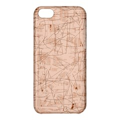 Elegant patterns Apple iPhone 5C Hardshell Case