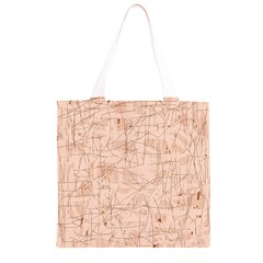 Elegant patterns Grocery Light Tote Bag