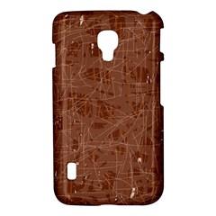 Brown pattern LG Optimus L7 II