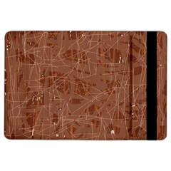 Brown pattern iPad Air 2 Flip