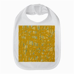 Yellow Pattern Bib
