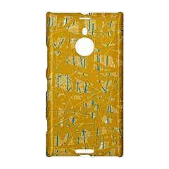 Yellow pattern Nokia Lumia 1520
