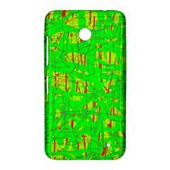 Neon green pattern Nokia Lumia 630