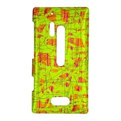 yellow and orange pattern Nokia Lumia 928