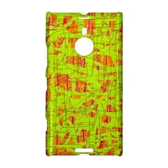 yellow and orange pattern Nokia Lumia 1520