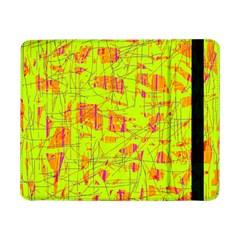 yellow and orange pattern Samsung Galaxy Tab Pro 8.4  Flip Case