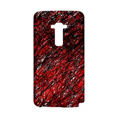 Red and black pattern LG G Flex