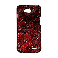 Red and black pattern LG L90 D410
