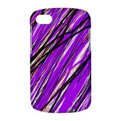 Purple pattern BlackBerry Q10