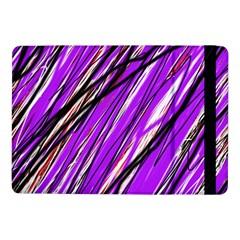 Purple pattern Samsung Galaxy Tab Pro 10.1  Flip Case