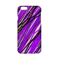 Purple pattern Apple iPhone 6/6S Hardshell Case