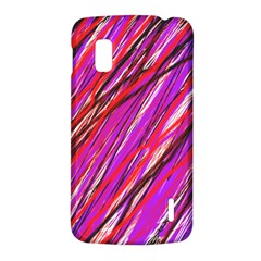 Purple pattern LG Nexus 4
