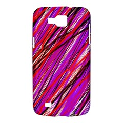Purple pattern Samsung Galaxy Premier I9260 Hardshell Case