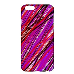 Purple pattern Apple iPhone 6 Plus/6S Plus Hardshell Case