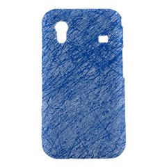 Blue pattern Samsung Galaxy Ace S5830 Hardshell Case