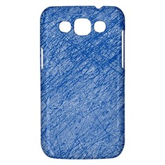 Blue pattern Samsung Galaxy Win I8550 Hardshell Case