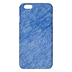 Blue pattern iPhone 6 Plus/6S Plus TPU Case