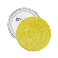 Yellow pattern 2.25  Buttons