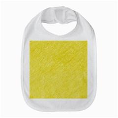 Yellow Pattern Bib
