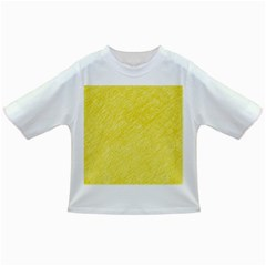 Yellow pattern Infant/Toddler T-Shirts