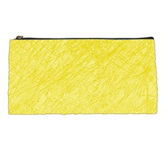 Yellow pattern Pencil Cases