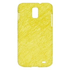 Yellow pattern Samsung Galaxy S II Skyrocket Hardshell Case