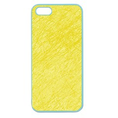 Yellow pattern Apple Seamless iPhone 5 Case (Color)