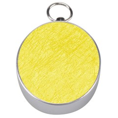 Yellow pattern Silver Compasses