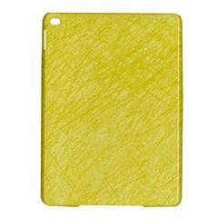 Yellow pattern iPad Air 2 Hardshell Cases