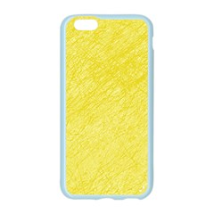 Yellow pattern Apple Seamless iPhone 6/6S Case (Color)