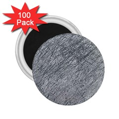 Gray pattern 2.25  Magnets (100 pack)