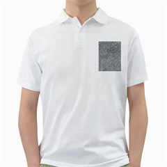 Gray pattern Golf Shirts