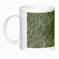 Gray pattern Night Luminous Mugs