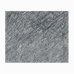 Gray pattern Small Glasses Cloth