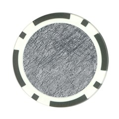 Gray Pattern Poker Chip Card Guards