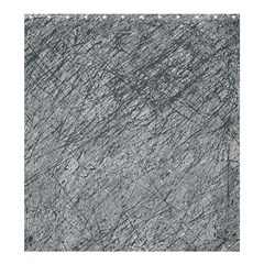 Gray pattern Shower Curtain 66  x 72  (Large)
