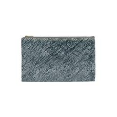 Gray pattern Cosmetic Bag (Small)
