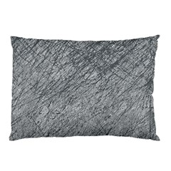 Gray pattern Pillow Case (Two Sides)