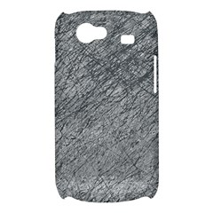 Gray pattern Samsung Galaxy Nexus S i9020 Hardshell Case