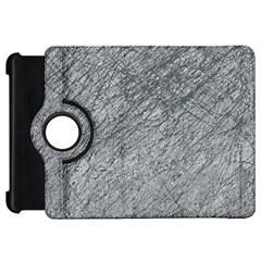 Gray pattern Kindle Fire HD Flip 360 Case