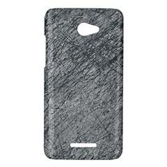 Gray pattern HTC Butterfly X920E Hardshell Case