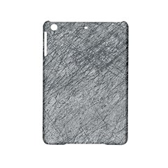 Gray pattern iPad Mini 2 Hardshell Cases
