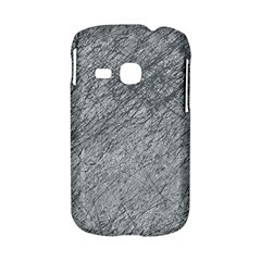 Gray pattern Samsung Galaxy S6310 Hardshell Case