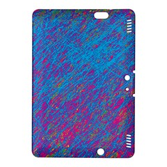 Blue pattern Kindle Fire HDX 8.9  Hardshell Case