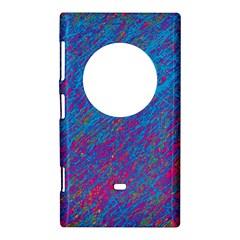Blue pattern Nokia Lumia 1020