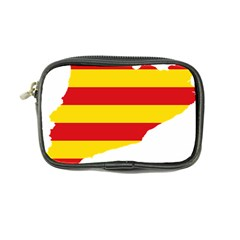 Flag Map Of Catalonia Coin Purse