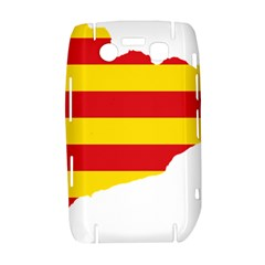 Flag Map Of Catalonia Bold 9700