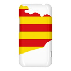 Flag Map Of Catalonia HTC Rhyme