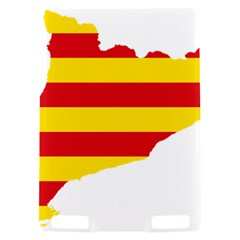 Flag Map Of Catalonia Kindle Touch 3G